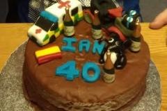 Ian 40th