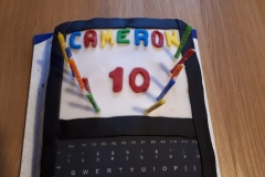 Tablet Cake