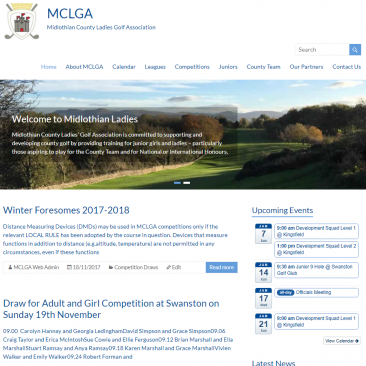 Midlothian County Ladies Golf Association