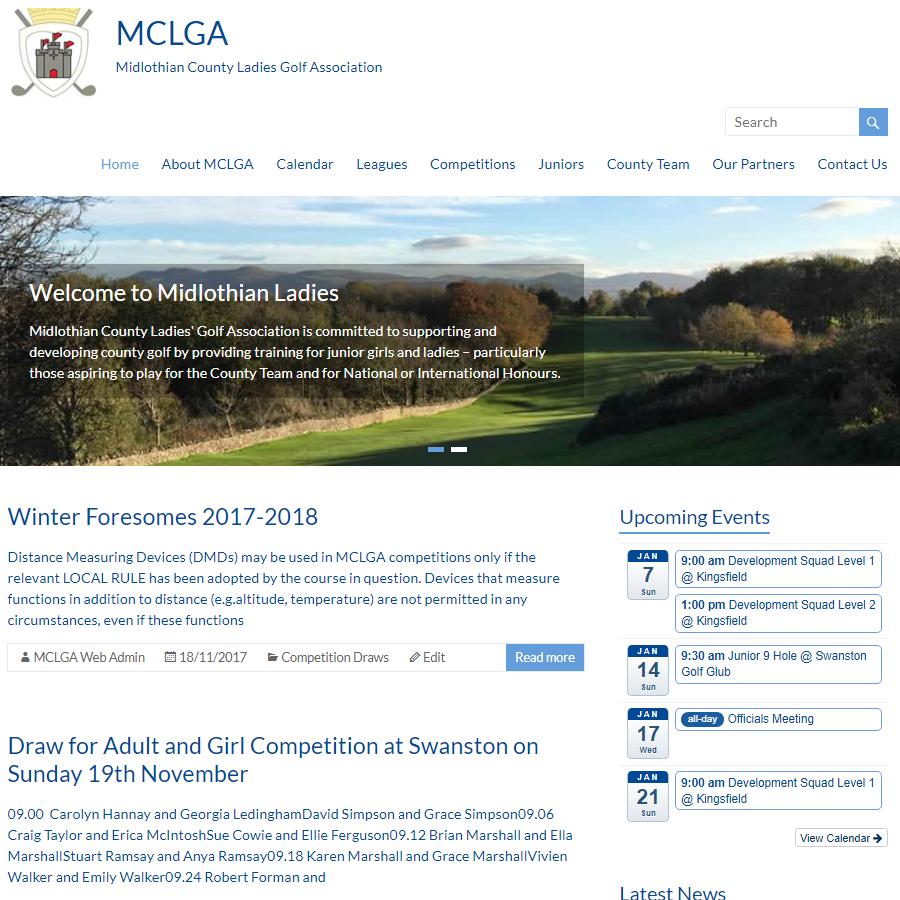 Midlothian County Ladies Golf Association