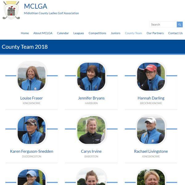 County Squad