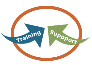 Provide Training & Support